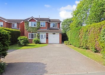 Thumbnail 4 bed detached house for sale in Linnards Lane, Northwich, Northwich, Cheshire