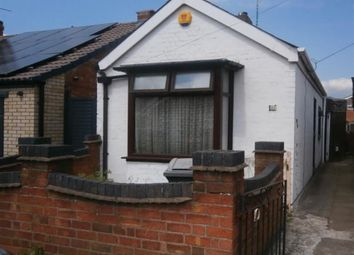Thumbnail 1 bed detached bungalow for sale in Hardys Avenue, Leicester