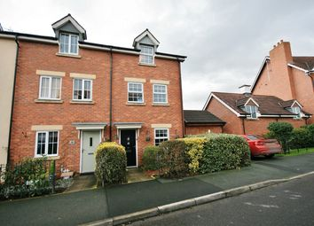 Thumbnail 3 bed town house to rent in Abbey Park Way, Weston, Crewe