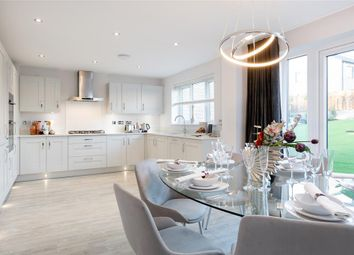 """Thumbnail 4 bed detached house for sale in """"The Haddenham - Plot 74"""" at Woodend Cottages, Woodend Road, Mirfield"""