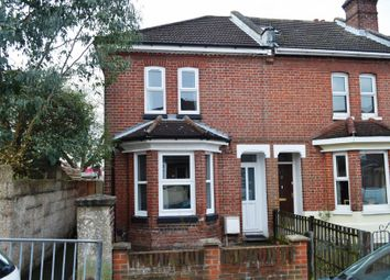 Thumbnail 2 bedroom end terrace house for sale in Peveril Road, Itchen, Southampton, Hampshire