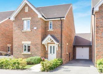 Thumbnail 3 bedroom link-detached house for sale in Sarisbury Green, Southampton, Hampshire