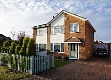 Thumbnail 5 bed detached house for sale in Dyers Road, Colchester