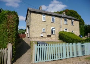 Thumbnail 3 bed semi-detached house for sale in Great Paxton, St Neots, Cambridgeshire