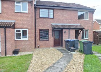 Thumbnail 2 bed terraced house to rent in Weavers Croft, Melksham, Wiltshire