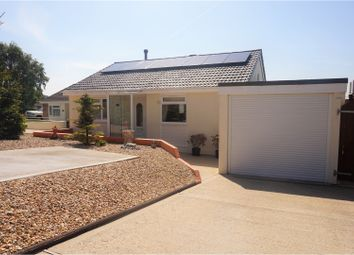 Thumbnail 2 bed detached bungalow for sale in Vereker Drive, East Cowes