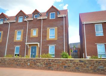 Thumbnail 3 bed semi-detached house for sale in Staddle Stone Road, Exeter, Devon