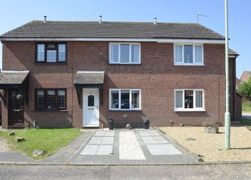 Thumbnail 2 bed terraced house for sale in Dawson Drive, Trimley St. Mary, Felixstowe