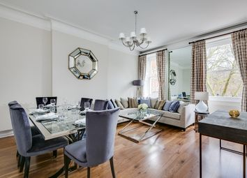 Thumbnail 3 bedroom flat to rent in Cadogan Square, London