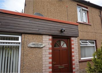 Thumbnail 2 bed semi-detached house for sale in Arbroath Road, Forfar