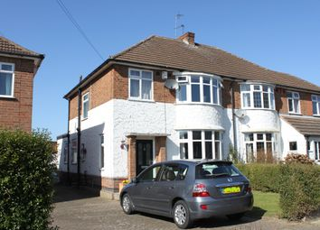 Thumbnail 4 bedroom semi-detached house for sale in Franklyn Road, Leicester