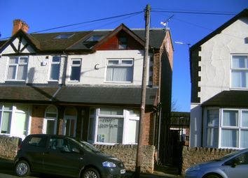 Thumbnail 8 bedroom semi-detached house to rent in Faraday Road, Nottingham