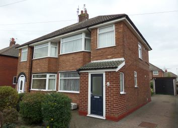 Thumbnail 3 bed semi-detached house to rent in Rossington Avenue, Bispham, Lancashire