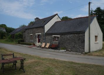 Thumbnail 3 bed cottage for sale in Chateauneuf-Du-Faou, Finistere, 29520, France
