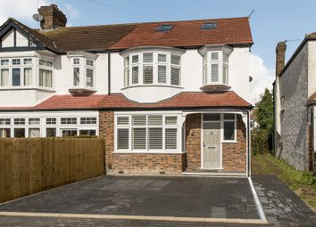 Thumbnail 4 bed end terrace house for sale in Meadow Close, London
