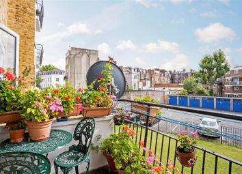 Thumbnail 3 bed flat for sale in St. Pancras Way, London