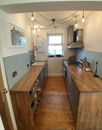 Thumbnail 2 bed flat to rent in Gascoyne Road, London