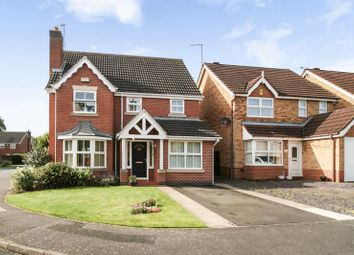 Thumbnail 4 bed detached house for sale in Whittlebury Drive, Littleover, Derby