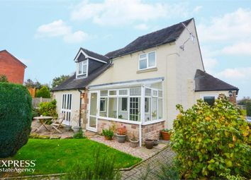 Thumbnail 3 bed detached house for sale in Gallows Green, Alton, Stoke-On-Trent, Staffordshire