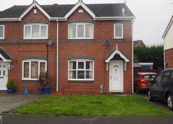 Thumbnail 3 bed semi-detached house for sale in Maldon Drive, Victoria Dock, Hull