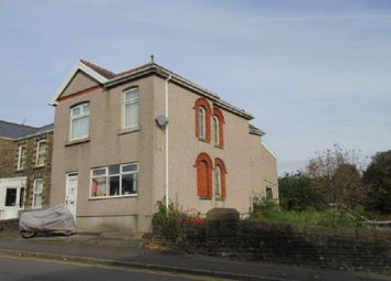 Thumbnail 3 bedroom detached house for sale in Vardre Road, Clydach, Swansea.
