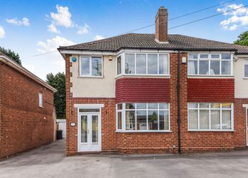 Thumbnail 3 bed semi-detached house for sale in Reddicap Heath Road, Sutton Coldfield