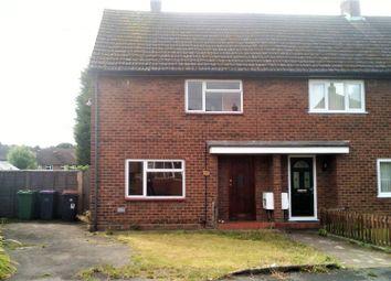 Thumbnail 2 bedroom terraced house for sale in Festival Gardens, Arleston, Telford