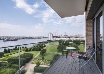 Thumbnail 2 bedroom flat for sale in Waterside Heights, Canning Town