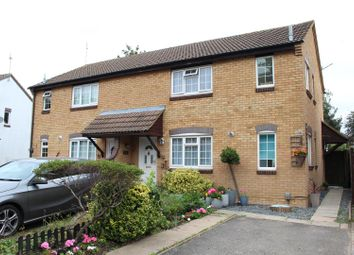 Thumbnail 1 bed terraced house for sale in Vincenzo Close, North Mymms, Hatfield