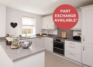 "Thumbnail 4 bed detached house for sale in ""Cambridge"" at Rykneld Road, Littleover, Derby"