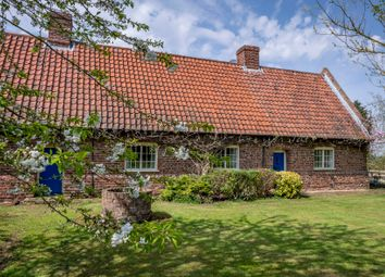 Thumbnail 4 bed cottage for sale in Wash Road, Fosdyke, Boston, Lincolnshire