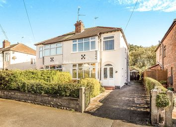 Thumbnail 3 bed semi-detached house for sale in Upton Drive, Upton, Chester