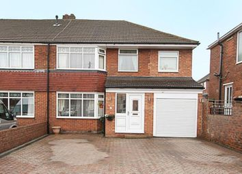Thumbnail 4 bedroom semi-detached house for sale in Margaret Close, Aston, Sheffield, South Yorkshire