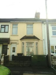 Thumbnail 3 bed terraced house to rent in Beatrice Street, Swindon