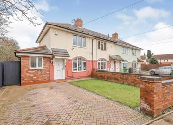 Osier Place, Eastfield, Wolverhampton, West Midlands WV1. 3 bed end terrace house for sale