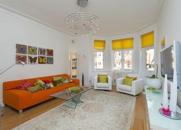 Thumbnail 3 bedroom flat to rent in Lauderdale Mansions, Lauderdale Road
