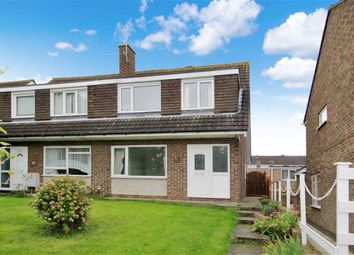 Thumbnail 3 bedroom semi-detached house to rent in Thorne Road, Swindon, Wiltshire