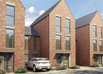 Thumbnail 4 bed terraced house for sale in Hauxton Road, Trumpington, Cambridge