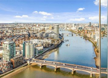 Thumbnail 3 bed flat for sale in The Tower, One St George Wharf, London