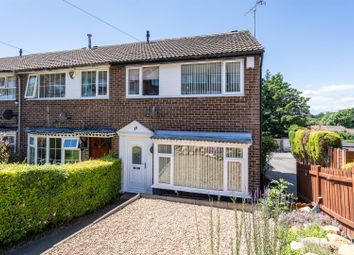 Thumbnail 3 bed end terrace house for sale in Ramshead Crescent, Seacroft, Leeds