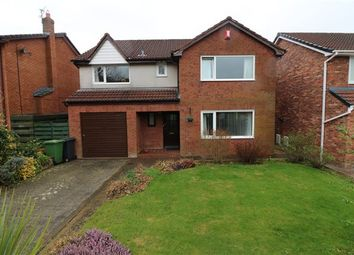 Thumbnail 4 bed detached house for sale in Turnberry Way, Carlisle, Cumbria