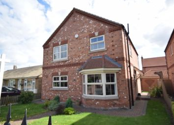 Thumbnail 4 bed detached house for sale in Station Road, Hatfield, Doncaster