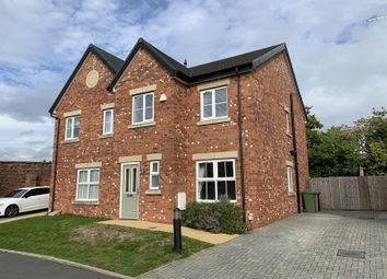 Thumbnail 3 bed semi-detached house to rent in Vicarage Avenue, Congleton