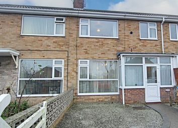 Thumbnail 3 bedroom terraced house for sale in Ryecroft Drive, Withernsea