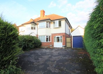 Thumbnail 3 bed semi-detached house for sale in Thorkhill Road, Thames Ditton