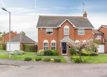 Thumbnail 4 bedroom detached house for sale in Fully Detached, Whitehaven, Luton, Beds