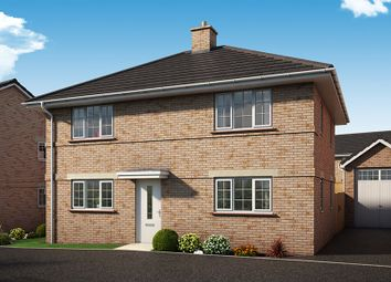 Thumbnail 4 bed detached house for sale in Francis Gate, Boars Tye Road, Silver End, Witham