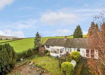 Thumbnail 4 bed bungalow for sale in Cilmery, Builth Wells, Powys