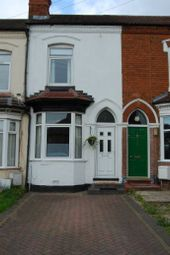 Thumbnail 2 bed terraced house to rent in Dads Lane, Birmingham