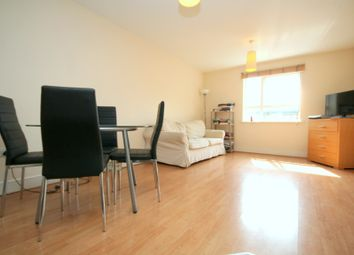 Thumbnail 1 bed flat to rent in Capulet Square, London